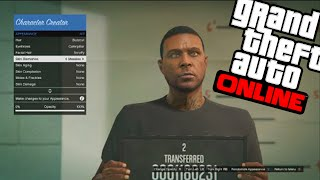 GTA 5 ONLINE CHARACTER APPEARANCE GLITCH!! 1.25/1.26