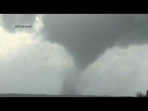 Tornadoes Wreak Havoc Across Midwest