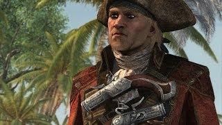 Assassin's Creed 4 Captain Morgan's Redingote Outfit , FreeRoam & Combat