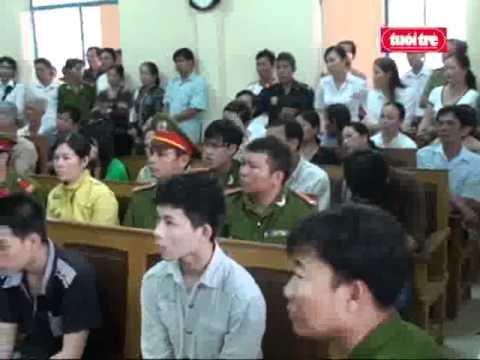 Vụ hành hạ bé Hào Anh (toà xử y án)