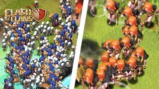 8 Attacks That Were So Powerful That They Broke Clash of Clans