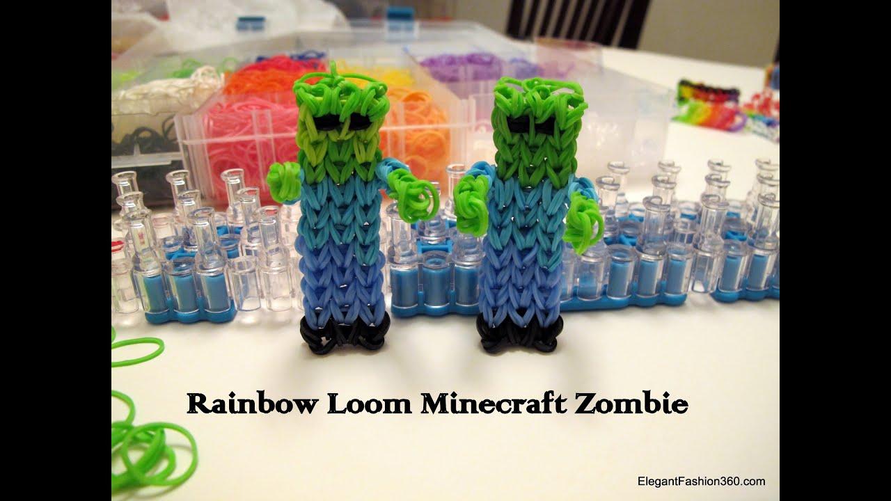 Minecraft Rainbow Loom