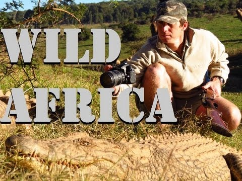 Wild Africa with Murray & Justin (You need to see this)
