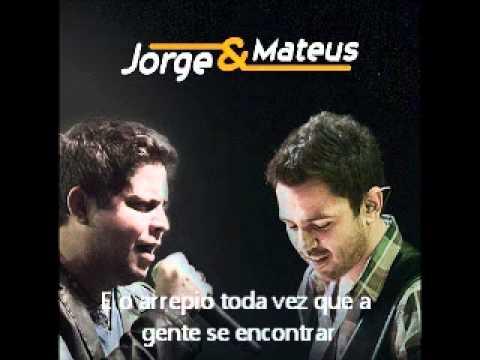 Jorge & Mateus - A Hora é Agora ( Letra ) 2012 [ Céu e Mar ]