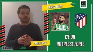 Milan, la verità sull'affare Fekir tra super richiesta e interesse Atletico, i dettagli