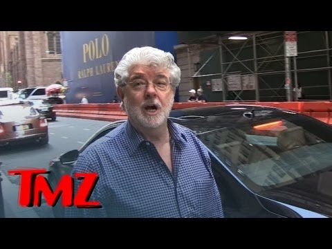 George Lucas -- Leaked 'Episode VII' Pics Ain't My Problem