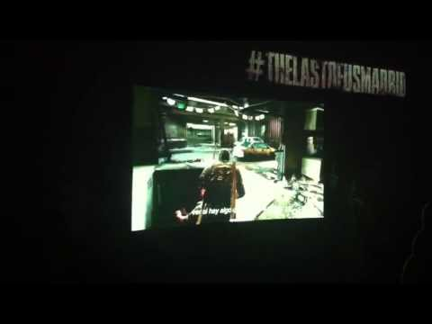 The Last Of Us - Presentación en Madrid (Death & Choices)