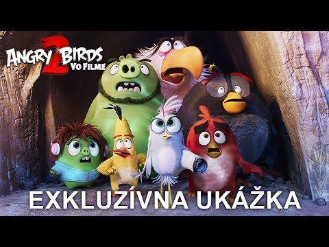 Angry Birds 2 - ukázka z filmu