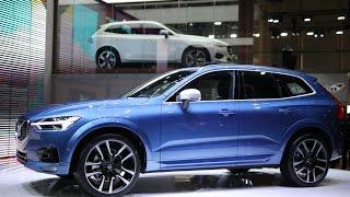 Новый Volvo XC60: рассказ Сергея Знаемского. Женевский автосалон 2017. Тесты АвтоРЕВЮ.