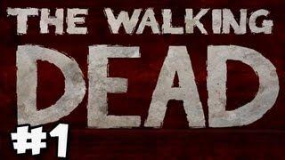 The Walking Dead Episode 1: A New Day Walkthrough Ep.1