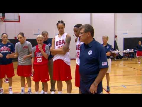 All-Access: 2013 USA Basketball Women's National Team Mini-Camp