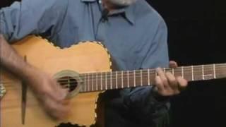Django's Rhythm - Basic Rhythm & Variations