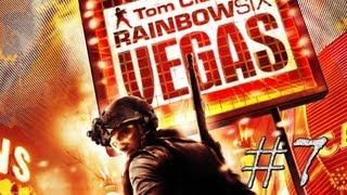 [Coop] Rainbow Six: Vegas 2. Серия 7: Это было не просто..
