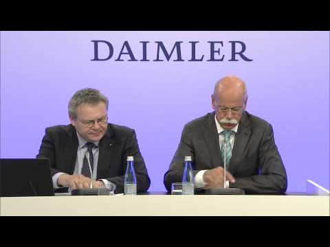 Cooperation Daimler AG with Renault-Nissan Alliance
