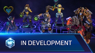 Heroes of the Storm - Lúcio, New Skins, and More