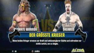 WWE All Stars Fantasy Warfare Gameplay #001 The Ultimate
