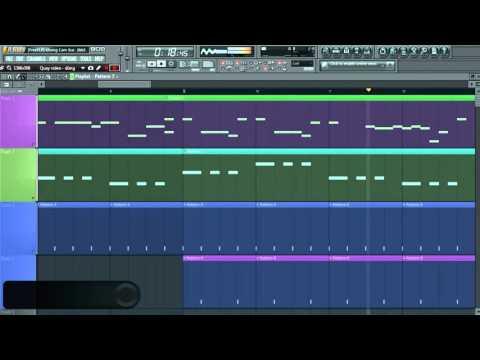 Không cảm xúc Remix 2016 Hồ Quang Hiếu EDM fl studio project