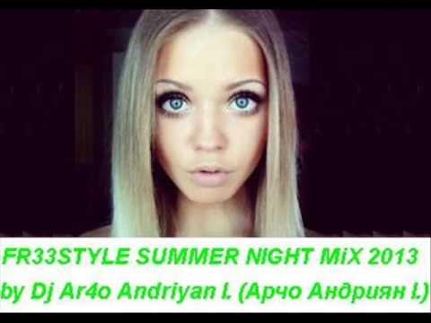 Freestyle Summer Night Mega-Mix 2013. miami latin freestyle music mix