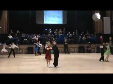 MAC - 2012 Preteen 2 Gold Latin Final: Samba, ChaCha, Rumba, & Jive