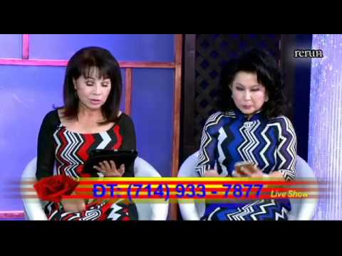 Tiếng Hát Hậu Phương kỳ 109 với BS/Đại Úy Huỳnh Văn Chỉnh 07/19/2016 (2)