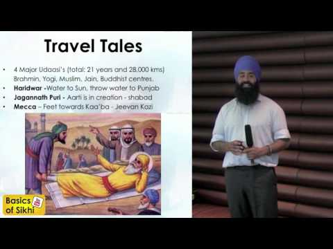 TWGC Topic #1 Part A - Guru Nanak Dev ji