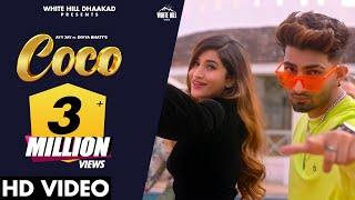 Coco Ayy Jay Ft Divya Bhatt Video HD Download New Video HD