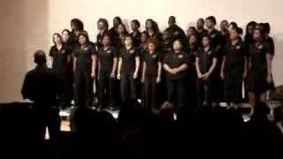 "UTSA Gospel Choir ""Hallelujah"""