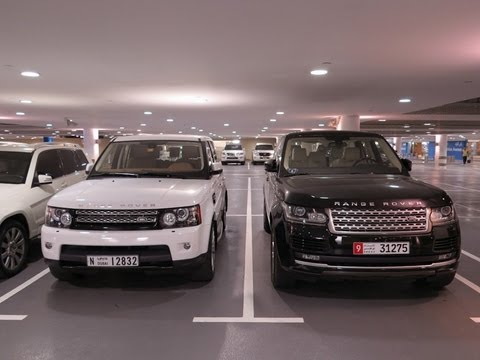 2013 range rover vogue supercharged vs 2011 range rover. Black Bedroom Furniture Sets. Home Design Ideas
