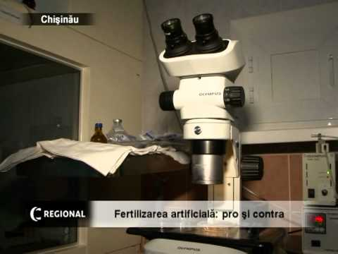 Fertilizarea in vitro:pro și contra