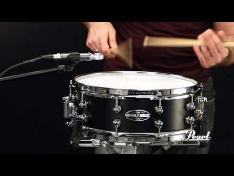 Pearl Hybrid Exotic 14x5 Cast Aluminium Snare Drums