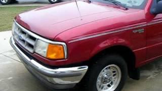 Hitch's 1994 Ford Ranger XLT Supercab videos