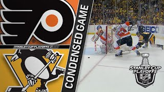 04/20/18 First Round, Gm5: Flyers @ Penguins