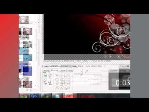 Tutorial Colocar Texto em Imagem usando photoscape  ( Vídeo em HD)