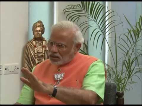 Shri Narendra Modi speaks on Congress' allegations