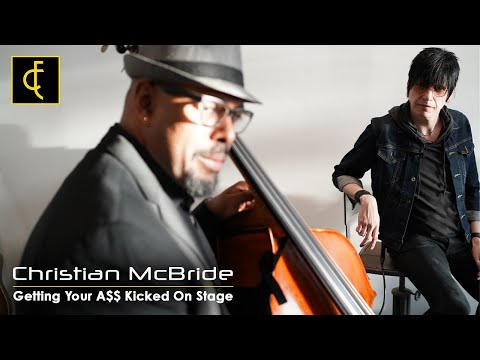 Christian McBride Talks About Getting His A$$ Kicked By Jazz Great George Coleman