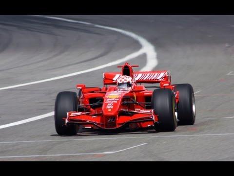 Ferrari Formule 1 cars