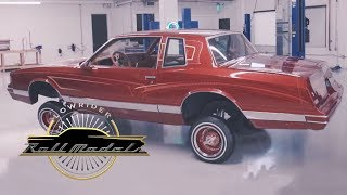 Chris Tzorin & His 1987 Chevrolet Monte Carlo - Lowrider Roll Models Ep. 11. MotorTrend.