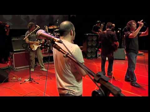 Vagabundo Confesso - Dazaranha - Ao Vivo DVD