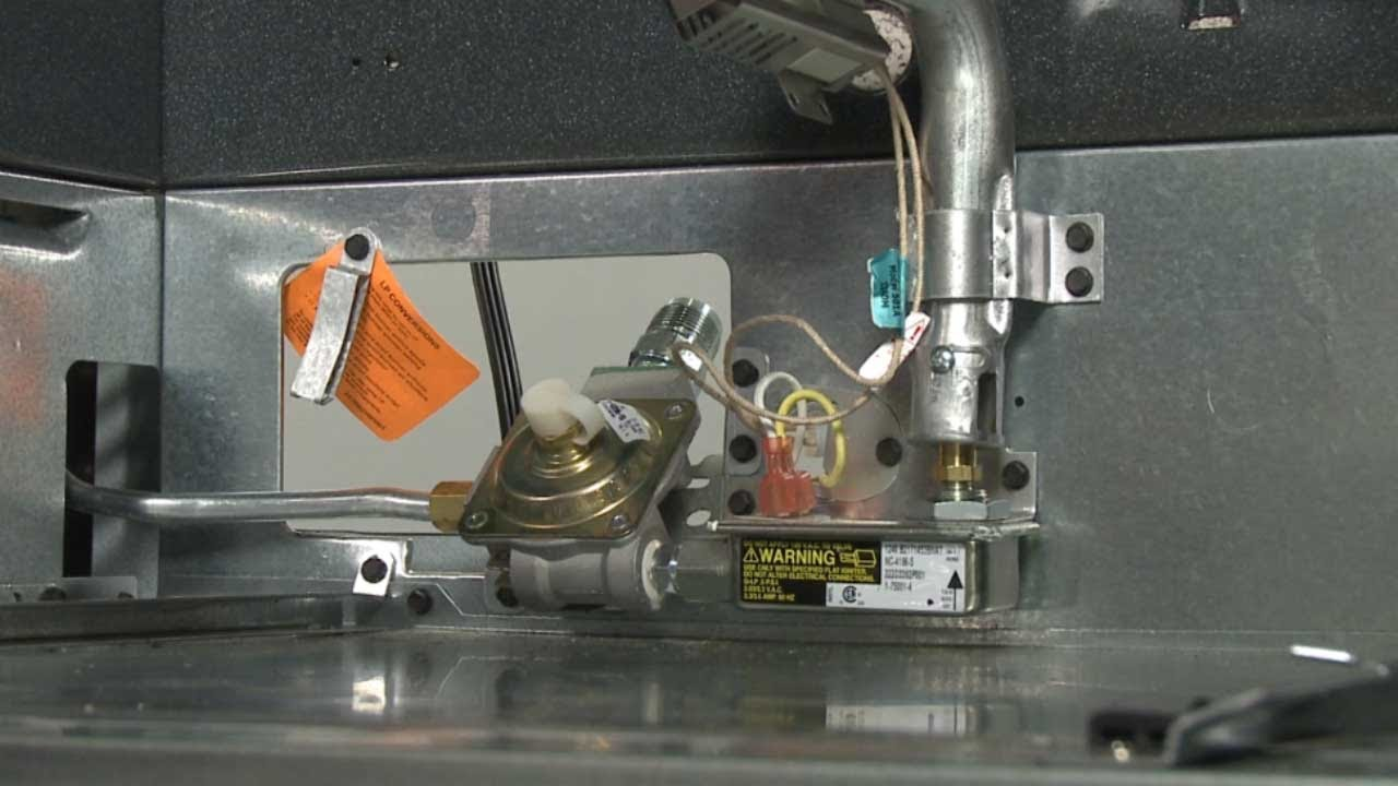 Ge Oven  Ge Oven Gas Valve