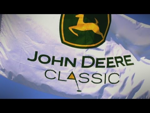 Three-way tie for the lead at John Deere