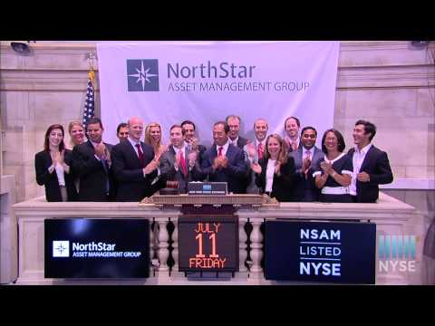 NorthStar Asset Management Group Inc. Celebrates Listing on NYSE