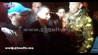 بالفيديو..بودريقة منعوه يدخل للجمع العام ديال الرجاء وهاشنو وقع منين جاب عون قضائي |