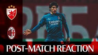 #FKCZACM | Post-match reactions
