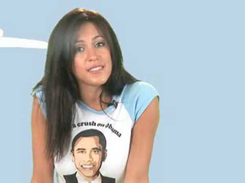 Obama Girl explains the tax code
