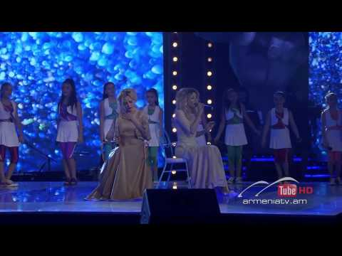 Christine Pepelyan & Leona - Mayrik // The Voice of Armenia // Full HD