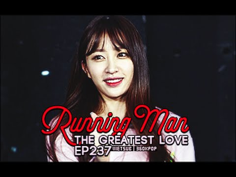 Running Man Ep 237 Vietsub (Guests Yerin, Hani, Jung So Min..)