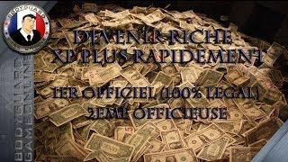 GTA 5 Devenir Riche + Xp Plus Rapidement 1er Officiel (100