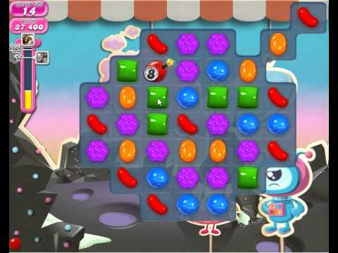 How to pass Level 97 Candy Crush - YouTube