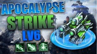 Bang Bang trên zing me - Apocalypse Skin Strike lv6