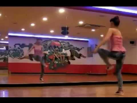 T-ara Roly Poly Dance Tutorial Dạy Nhảy version 1